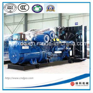 Low Oil Consumption! 4- Stroke Engine 1200kw/1500kVA Power Generator pictures & photos