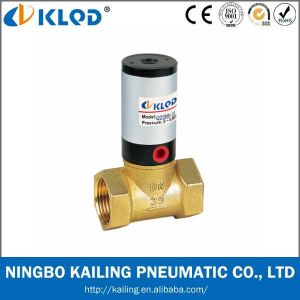 Two Way Brass Pneumatic Contaol Valve pictures & photos