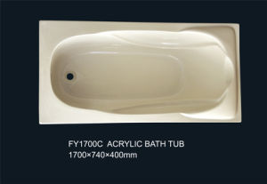 Acrylic Bathtub in Different Size Built-in pictures & photos