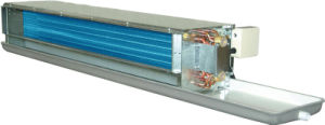 Horizongtal Concealed Fan Coil Unit with 2 Pipes pictures & photos