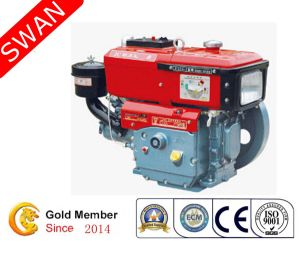 5.2HP Water Cooled Single 4 Stroke Cylinder Diesel Engine (R176)
