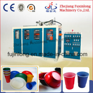Hydraulic Plastic Cup Thermoforming Machine pictures & photos