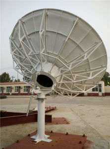 3.7m Earth Station Satellite Antenna for Communication pictures & photos