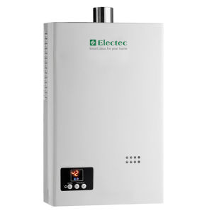 Digital Controlled Forced Exhaust Type Gas Water Heater - (JSQ-SV18) pictures & photos