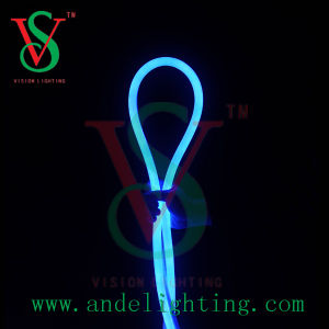 15X25mm 80LED/M LED Neon Flexible with High Lumen Blue Color pictures & photos