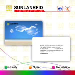 High Quality Manufacturer PVC Programmable Competitive Price Smart Card pictures & photos