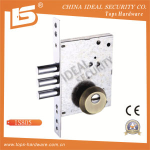 High Quality Stainless Steel Lock Body (IS805) pictures & photos