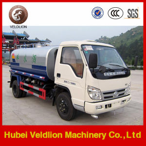 4, 000 Litres, 4mt, 4tons Water Truck pictures & photos