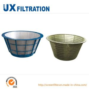 Wedge Wire Screen Baskets for Dewatering pictures & photos