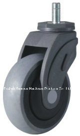 Caster Wheel Conductive Medical TPR Caster (Threaded stem type) pictures & photos