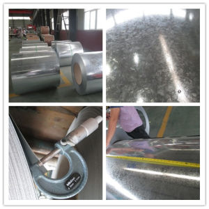 China Steel Good Quality Hot Dipped Galvanized Steel Coils / Sheet pictures & photos