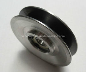 Ceramic Coating Aluminium for Wire Guide Pulleys-3/Wire Guide Roller pictures & photos