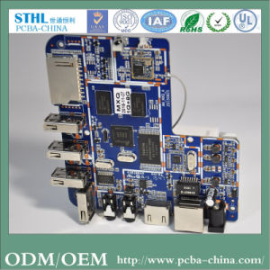Power Amplifier PCB PCB Manufacturing in Sri Lanka 5630 LED PCB pictures & photos