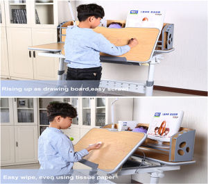 Excellect Quality Durable MDF Kids Desk Bedroom Furniture pictures & photos