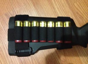 Hunting Tactical Molle Shotgun Ammo Pouch Carrier Case Holster