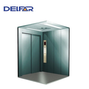 Delfar Freight Lift for Construction Use Goods Elevator pictures & photos
