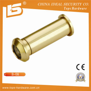 High Quality Zinc Alloy Material Door Viewers (B-08) pictures & photos