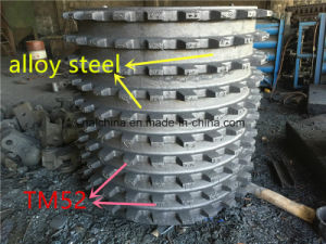 The Tooth Rool for Double Roll Crusher/2 Pgc Crusher