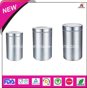 Coffee and Tea Use Stainless Steel Storage Jar (FH-KTE05T)