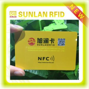 13.56MHz PVC RFID MIFARE Classic 1k Hotel Key Card pictures & photos