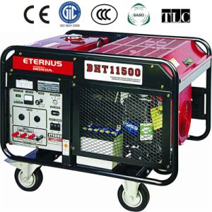 Gasoline & Gas Generator for Touring Car (BVT3160) pictures & photos