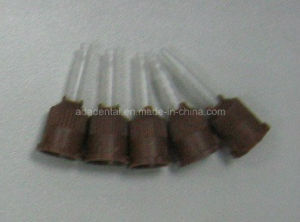 High Quality 1: 1 Ratio Short Brown Mixing Tips (MT-10) pictures & photos