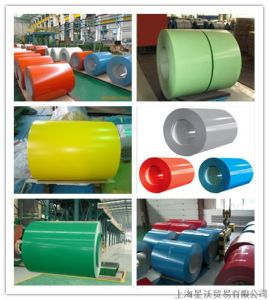 Color-Coated Galvanized Steel Coil (0.18-2.0/914-1250) pictures & photos