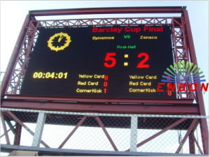 Outdoor LED Scoreboard/ Digital Signage for Stadium Advertising (Promotion) pictures & photos