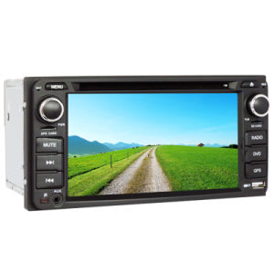 6.5inch Double DIN 2DIN Car DVD Player for Toyota Ts-2650-1 pictures & photos