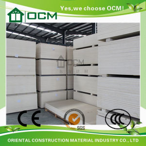 High Quality Building Material MGO Wall Board pictures & photos