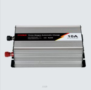 12V 10A Series-Automatic 3 Stages Auto Car Battery Charger pictures & photos