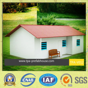Sandwich Panel Small Steel House on The Farm pictures & photos