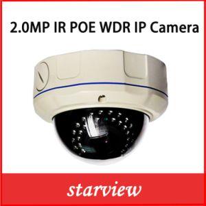 2.0MP WDR IR Vandalproof CMOS CCTV Security IP Camera pictures & photos