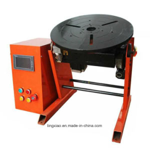 Ce Certified CNC Series Welding Positioner (PLC control) pictures & photos