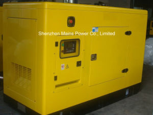 45kVA 36kw Cummins Diesel Generator Set Soundproof Canopy 4bt3.9 pictures & photos