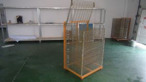 Screen Printing Drying Racks with Screen Printing Plate pictures & photos