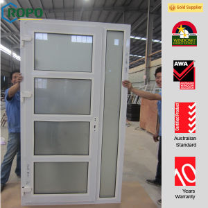 High Quality Main Door, Frosted Glass Interior French Doors pictures & photos