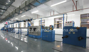 Skin-Foam-Skin Triple-Layer Co-Extrusion Cable Production Line pictures & photos
