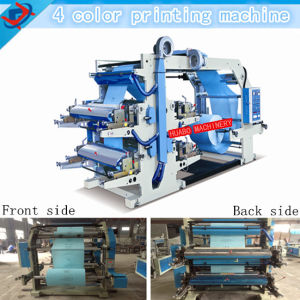 Paper Flexo Printing Machine pictures & photos