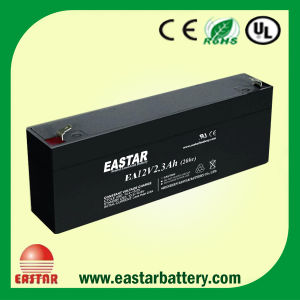 Storage Battery Rechargeable Lead Acid Battery UPS 12V2.3ah for Fire and Alarm System pictures & photos