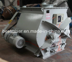 Wear-Resistance Durable Usage Paddle Mixer pictures & photos