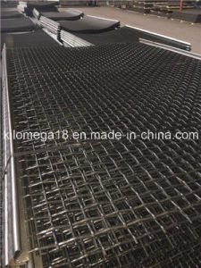 High Tensile Steel Screen 65mn with High Quality pictures & photos