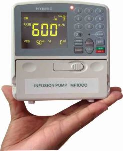 Volumetric Infusion Pump, CE Marked, Calibrated Baxter, Bbraun, Abbott pictures & photos