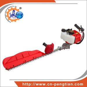 26cc High Quality Hedge Trimmer with Single Blade pictures & photos