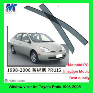 Auto Supply for Toyota Pruis Injection Mould Type Vent Visors pictures & photos
