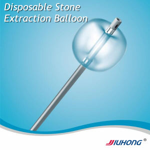 Three Channel Tube! ! Single Use Ercp Gallstone Extraction Balloon pictures & photos
