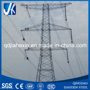 Hot Sale Ganlvanized Angle Steel Power Transmission Tower Wst-001 pictures & photos