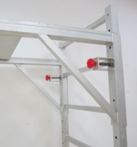 Moving Aluminium Platform for Building Construction Material pictures & photos