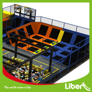 Multi-Functions Commercial Indoor Bungee Trampoline Arena with Dodge Ball for Adults pictures & photos