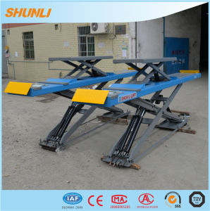 4500kg Hydraulic Car Lift for Sale pictures & photos